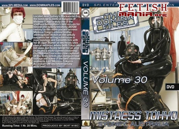[SPI Media] The Domina Files Volume 30 - Mistress Tokyo - Sydney, Australia (2010)