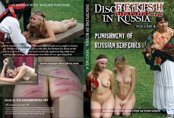 [Nettles Corp] Discipline In Russia Volume 8 - Punishment Of Russian Serf Girls (2006) [Natasha Pavlova]