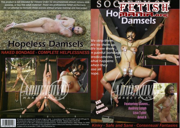 [Society SM] Hopeless Damsels (2005) [Lisa Tyler]