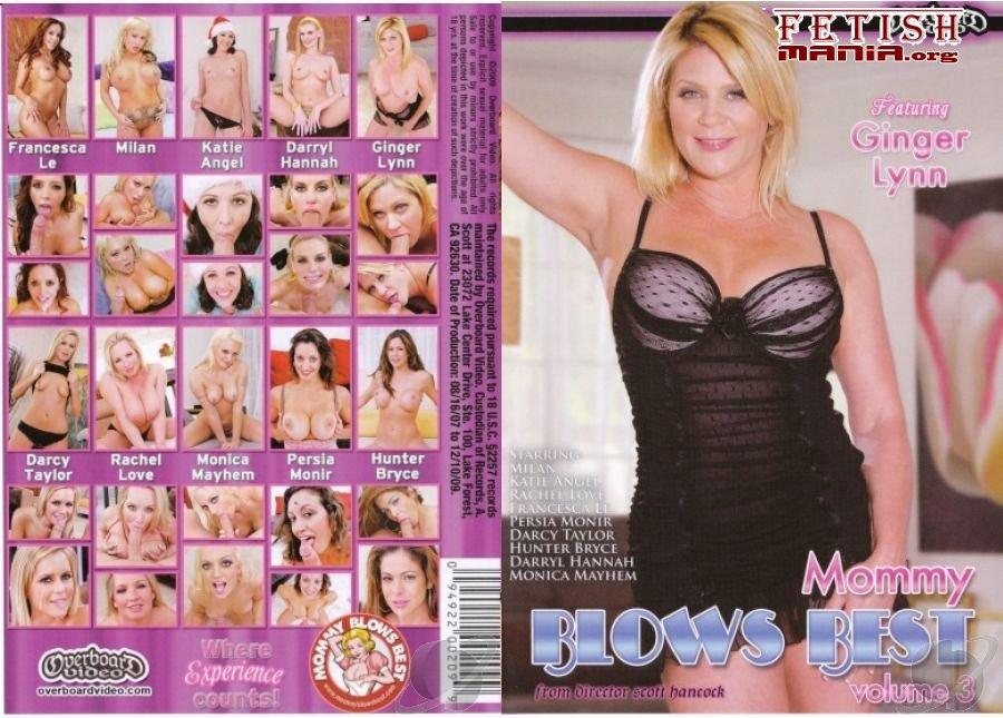 Mommy blows best ginger lynn Overboard Video Mommy Blows Best 3 2009 Monica Mayhem
