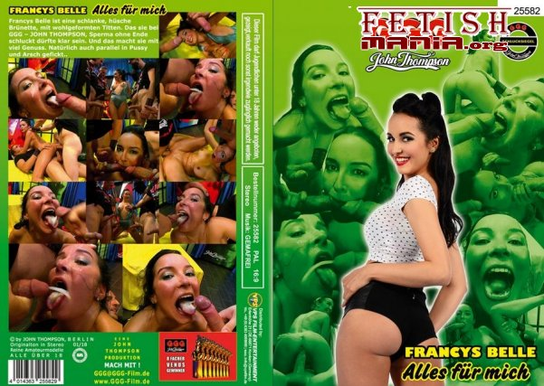 [GermanGooGirls] [SF 25582] Francys Belle Alles Für Mich (2018) Full HD 1080p