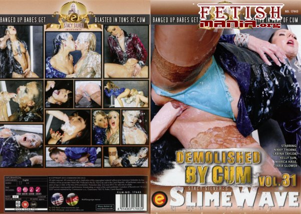 [Eromaxx] Slime Wave #31 - Demolished By Cum (2016) [Marica Hase] HD 720p