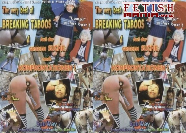 [KitKatClub] The Very Best Of Breaking Taboos #4 - Auf Der Suche Nach Konfrontationen (2001) [Anni]