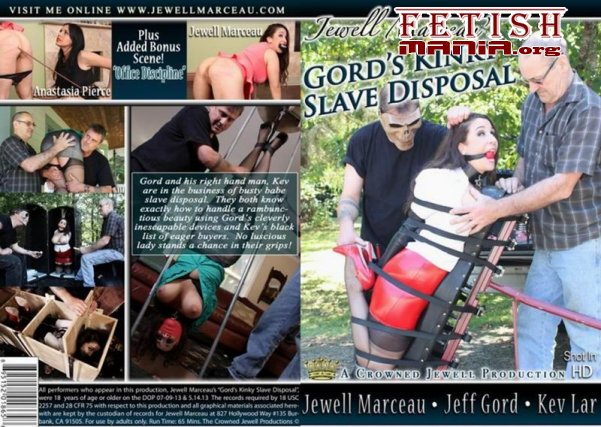 [Jewell Marceau Productions] [JMV-147] Gord's Kinky Slave Disposal (2013) [Anastasia Pierce]